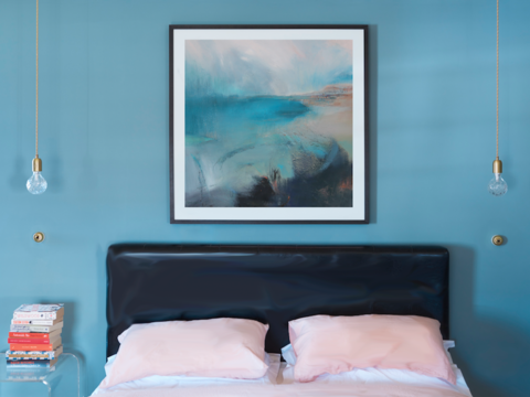 10 Ways To Make Your Bedroom Romantic With Art