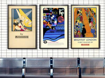 Vintage Posters Prints