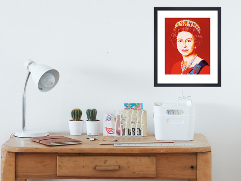 8 ways to create a modern british home with art