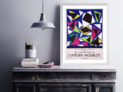 abstract art prints king mcgaw